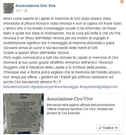 Associazione Ciro Vive